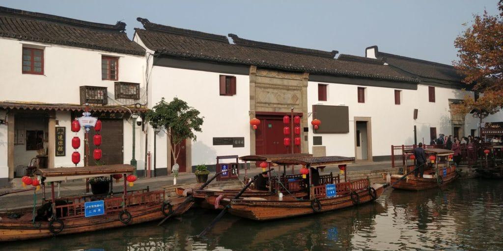 Zhujiajiao Altstadt 2