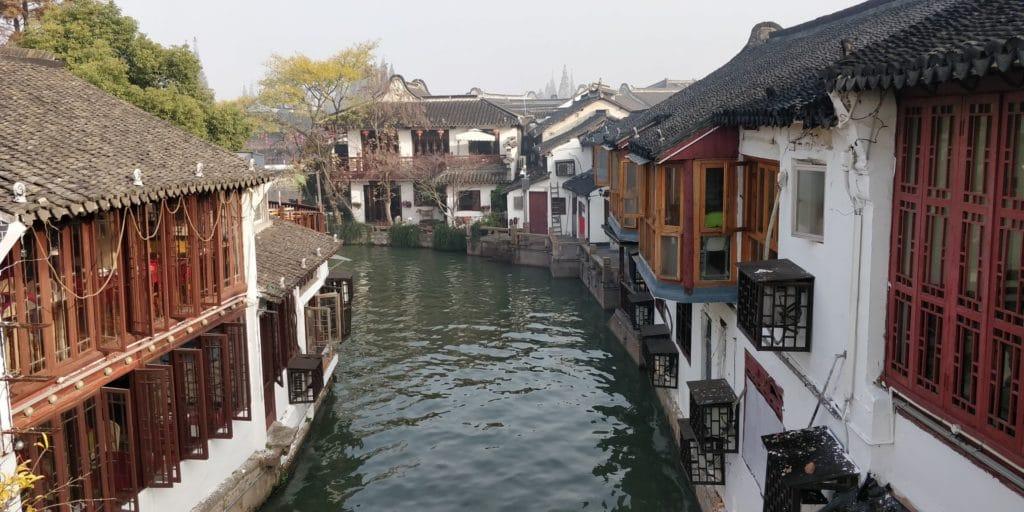 Zhujiajiao Altstadt 3