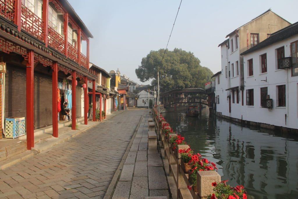 Zhujiajiao Altstadt 5