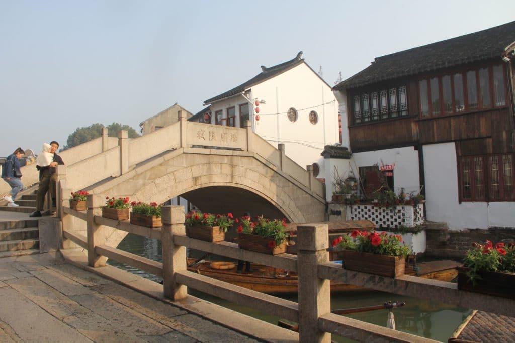 Zhujiajiao Brücke
