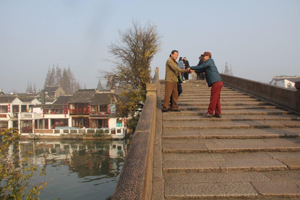 Zhujiajiao Fangshen Brücke
