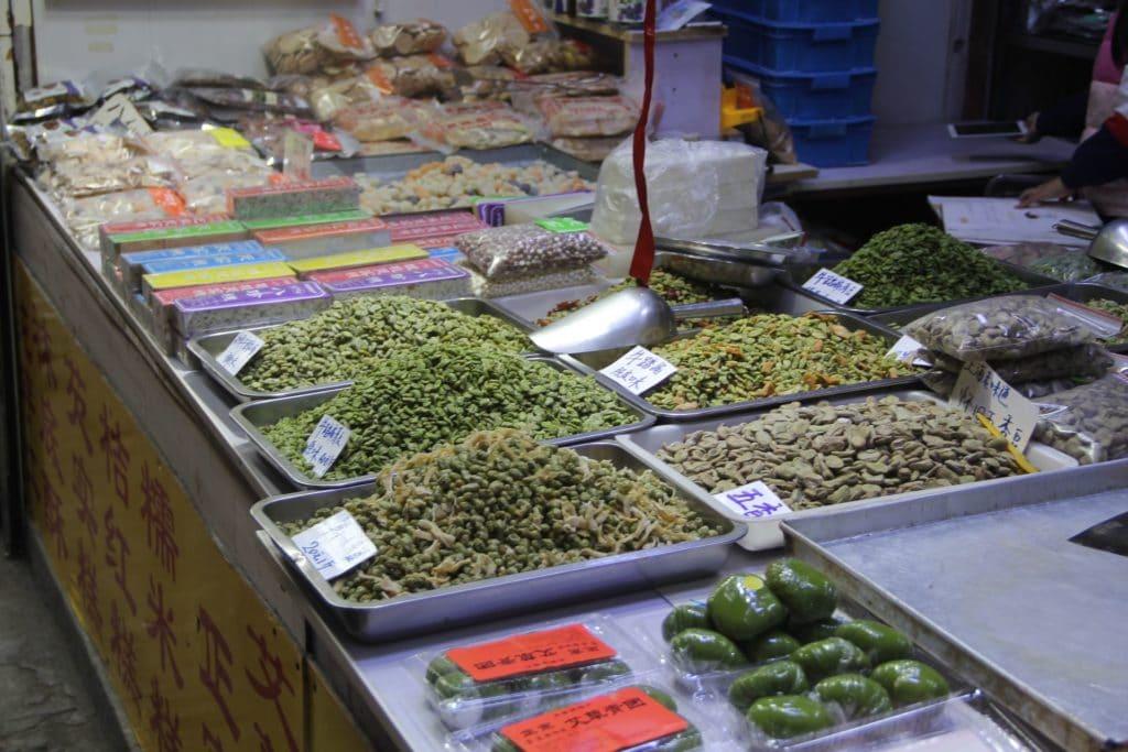 Zhujiajiao Straßenverkäufer 2