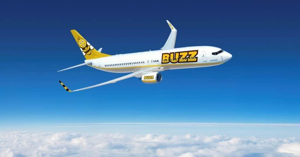 Buzz Ryanair