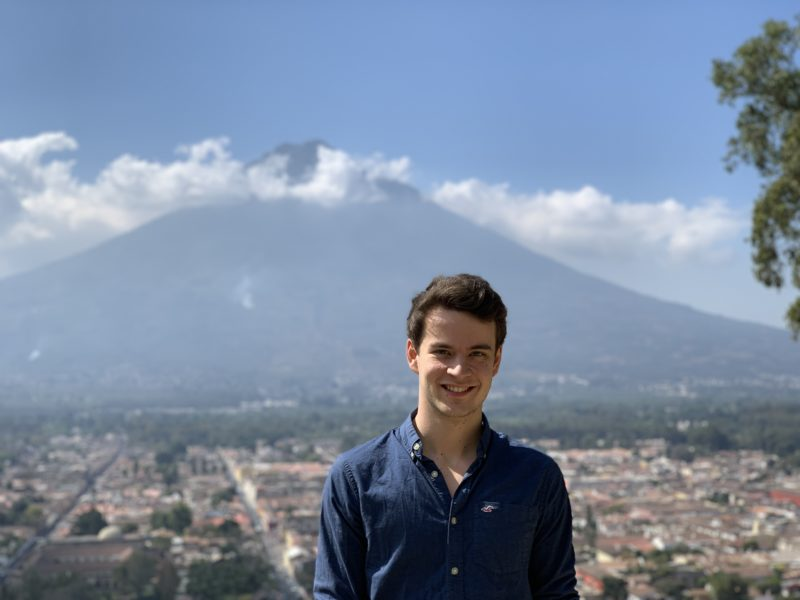 Jan Antigua Guatemala