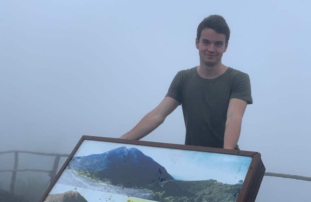 Jan Vulkan Antigua Guatemala
