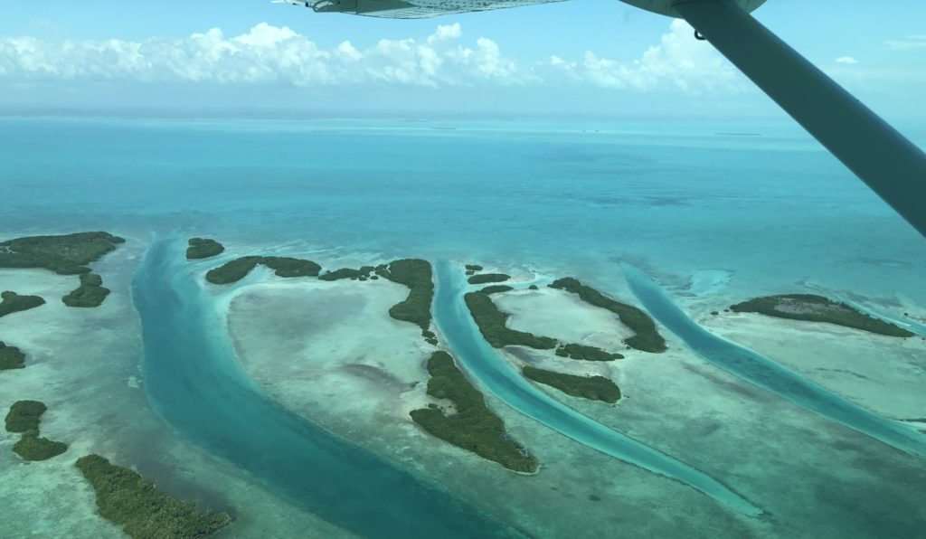 Maya Island Air Belize City To San Pedro View 1