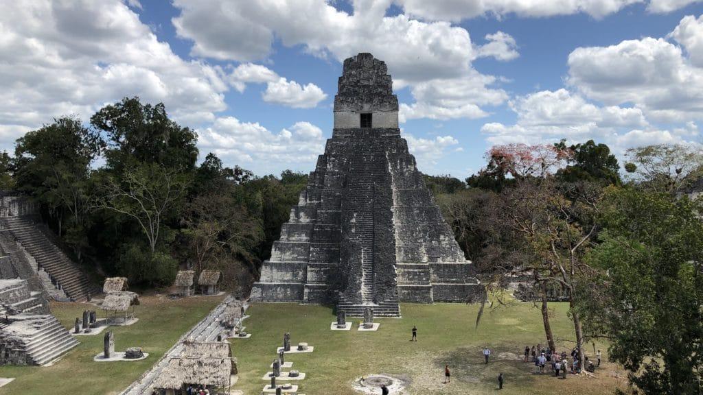 Tikal Guatemala Tempel