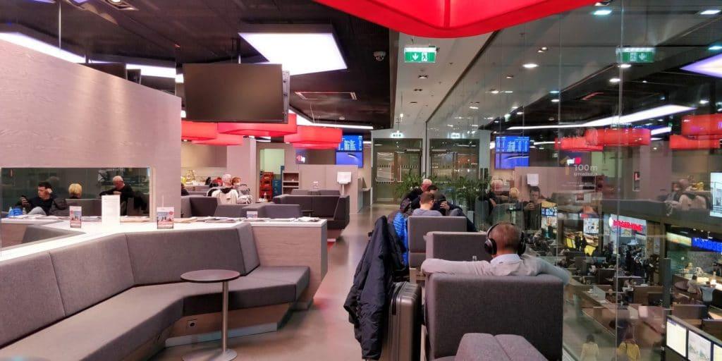 ÖBB Lounge Wien
