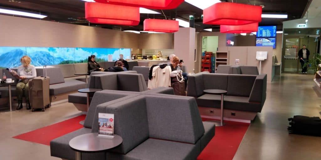 ÖBB Lounge Wien 4