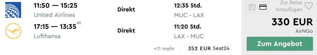 MUC LAX