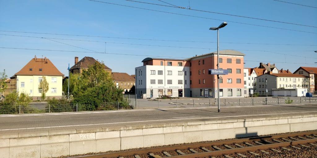 Bitterfeld Hauptbahnhof