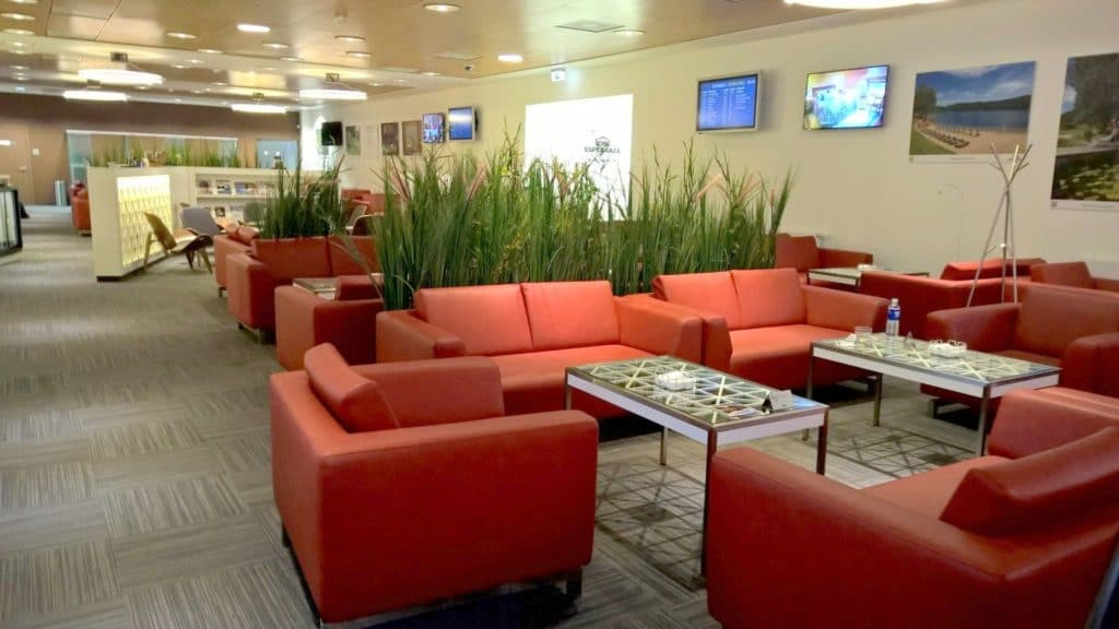 Business Lounge Vilnius