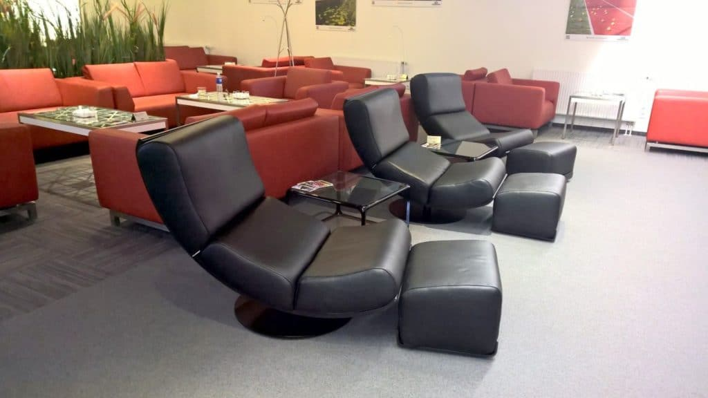 Business Lounge Vilnius 4