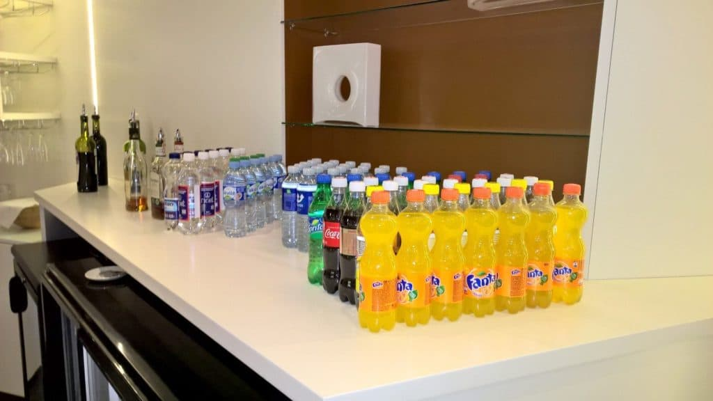 Business Lounge Vilnius Buffet 2