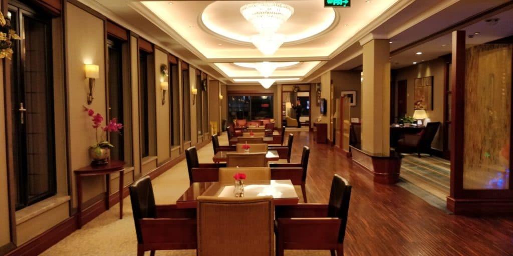 Crowne Plaza Shanghai Century Park Lounge