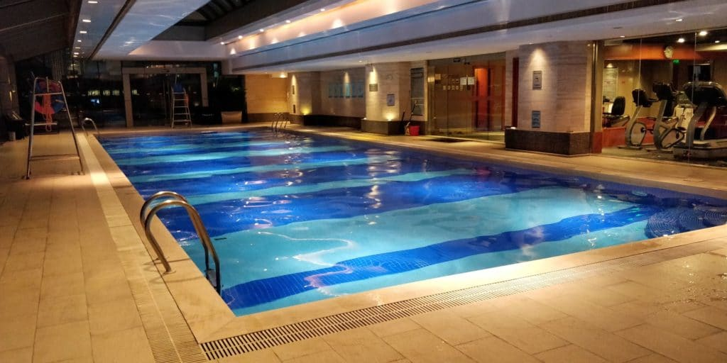Crowne Plaza Shanghai Century Park Pool