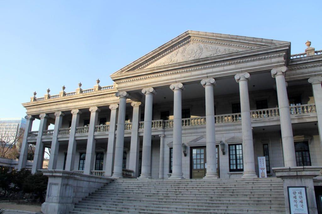 Deoksugung Palace Seoul 3