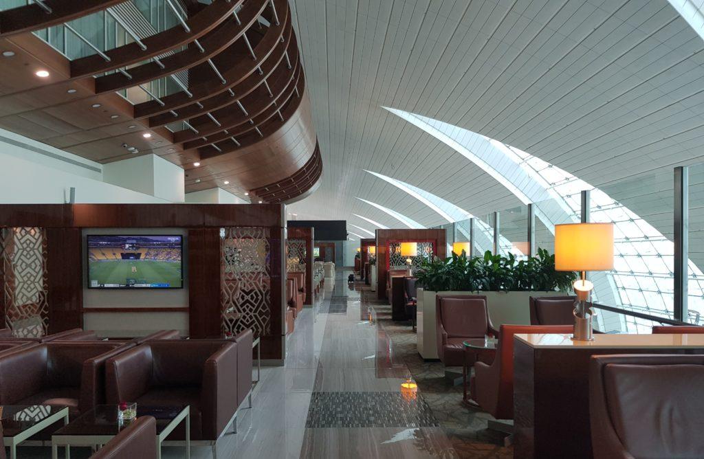 Emirates Lounge Dubai B Ambiente2