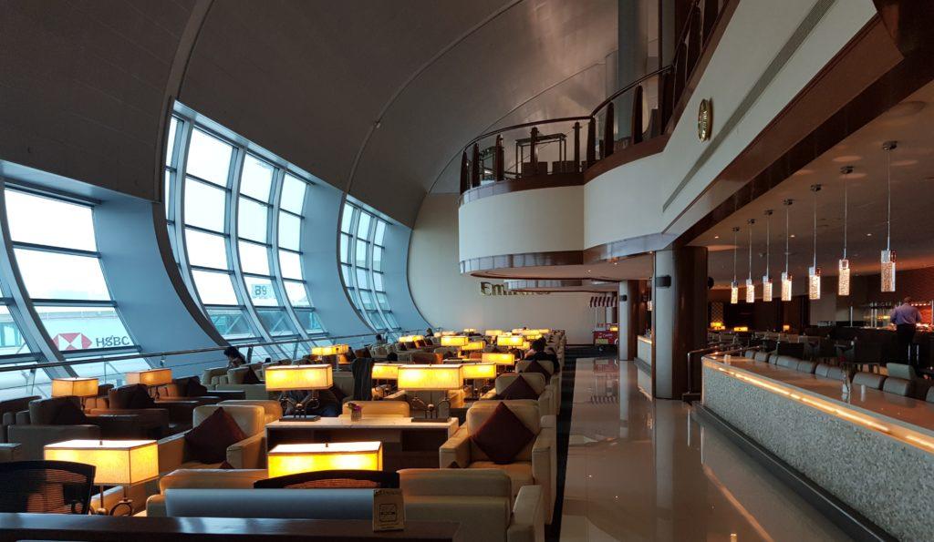 Emirates Lounge Dubai C Bei C28 Ambiente 2 Levels