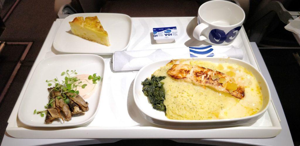 Finnair Business Class Kurz Und Mittelstrecke Essen
