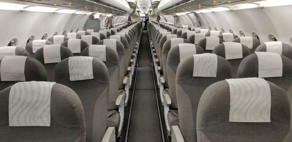 Finnair Business Class Kurz Und Mittelstrecke Kabine