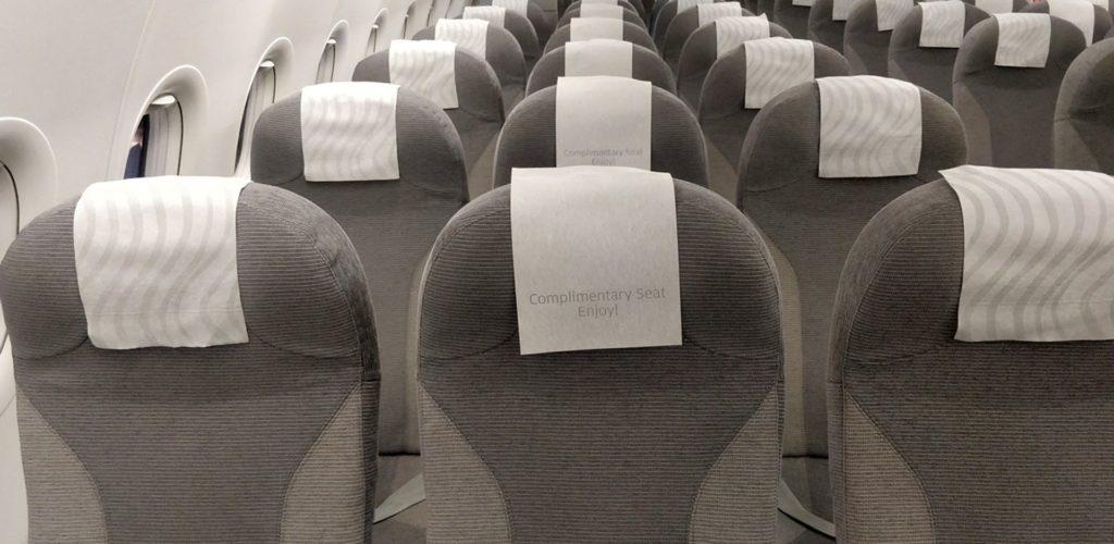Finnair Business Class Kurz Und Mittelstrecke Sitz 2