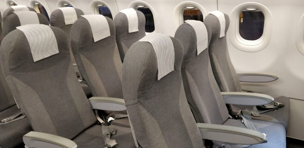 Finnair Business Class Kurz Und Mittelstrecke Sitz 3
