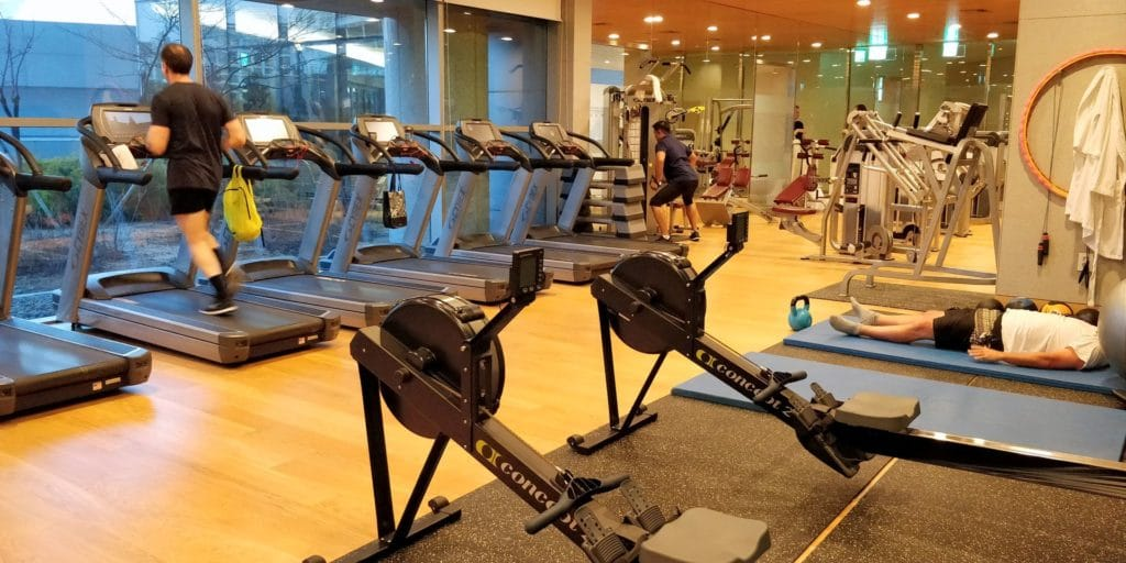 Grand Hyatt Incheon Fitness