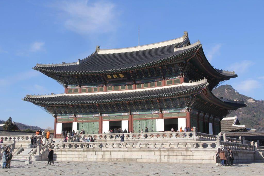 Gyeongbokgung Palace Seoul 3