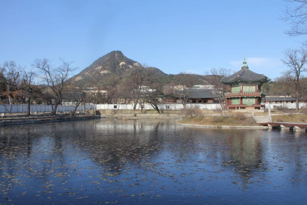 Gyeongbokgung Palace Seoul 4