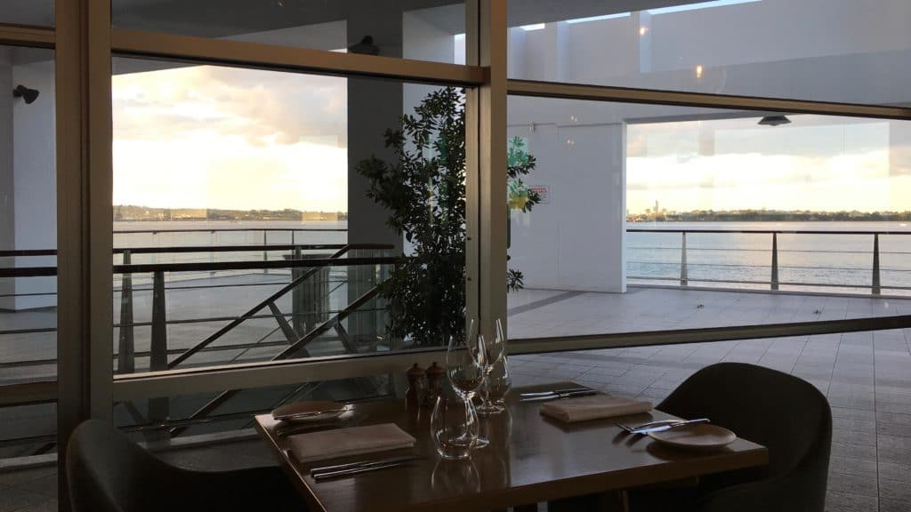 Hilton Auckland Restaurant