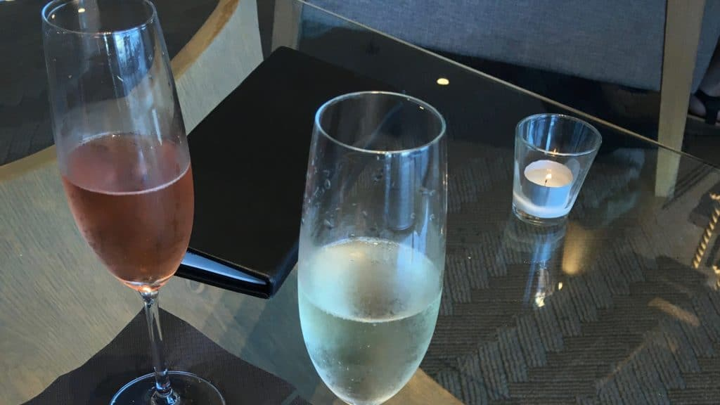 Hilton Auckland Welcome Drink