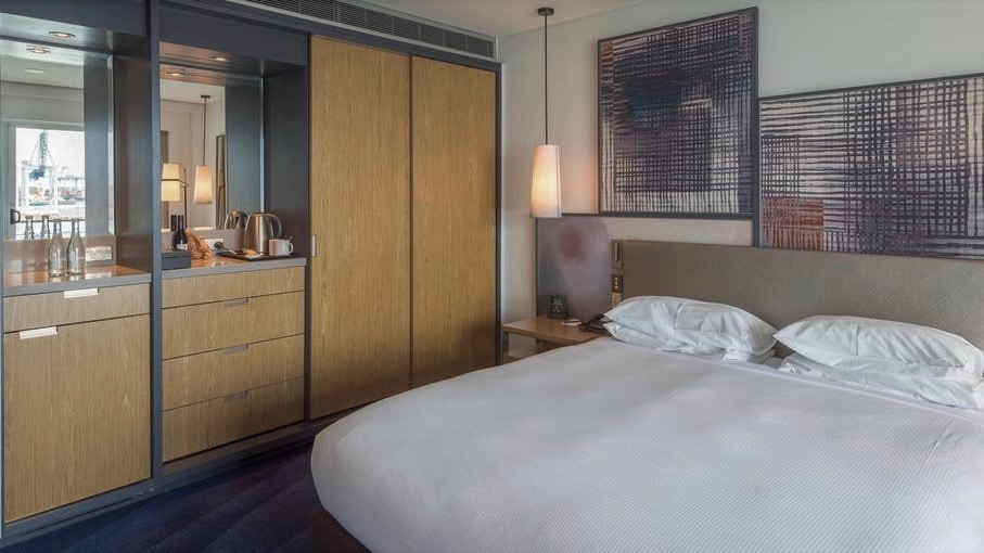 Hilton Auckland Zimmer 1