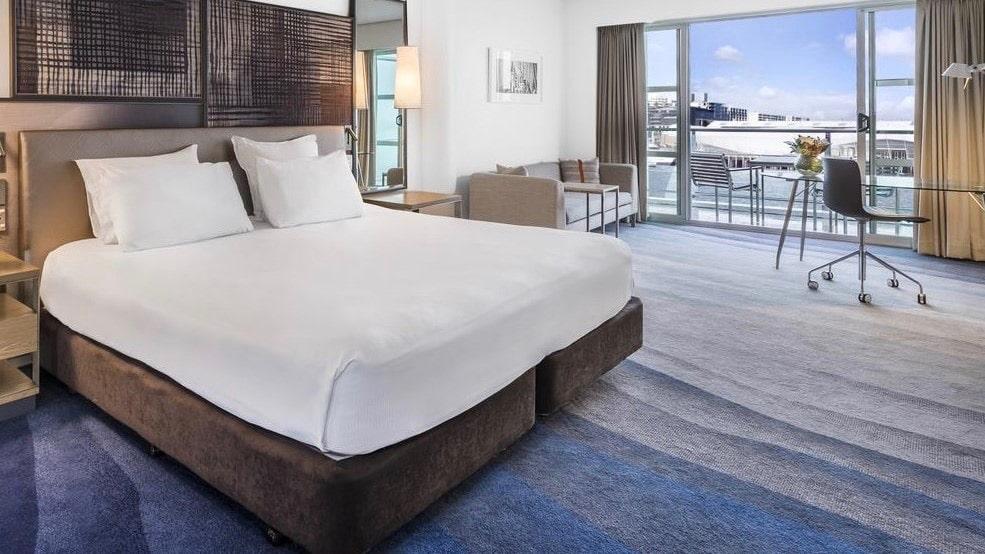 Hilton Auckland Zimmer