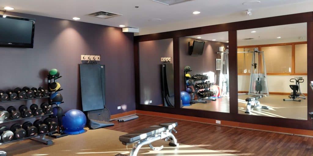 Hilton Whistler Resort Spa Fitness 1