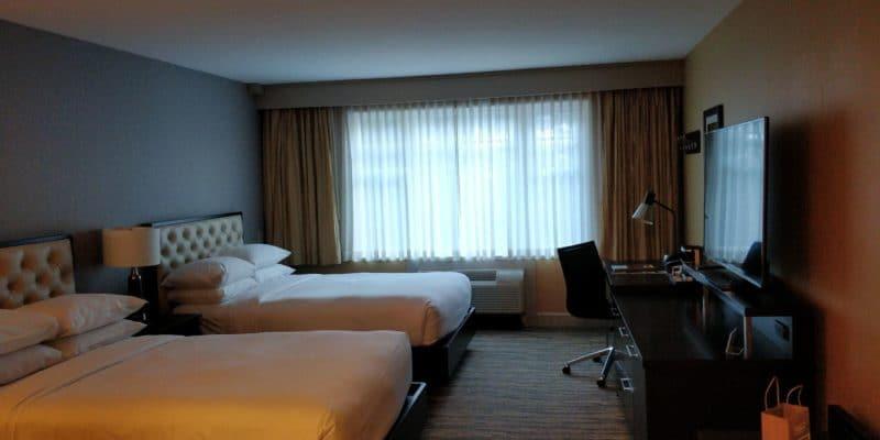 Hilton Whistler Resort Spa Zimmer 1