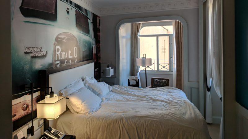 Hotel Indigo Rom Zimmer Tag