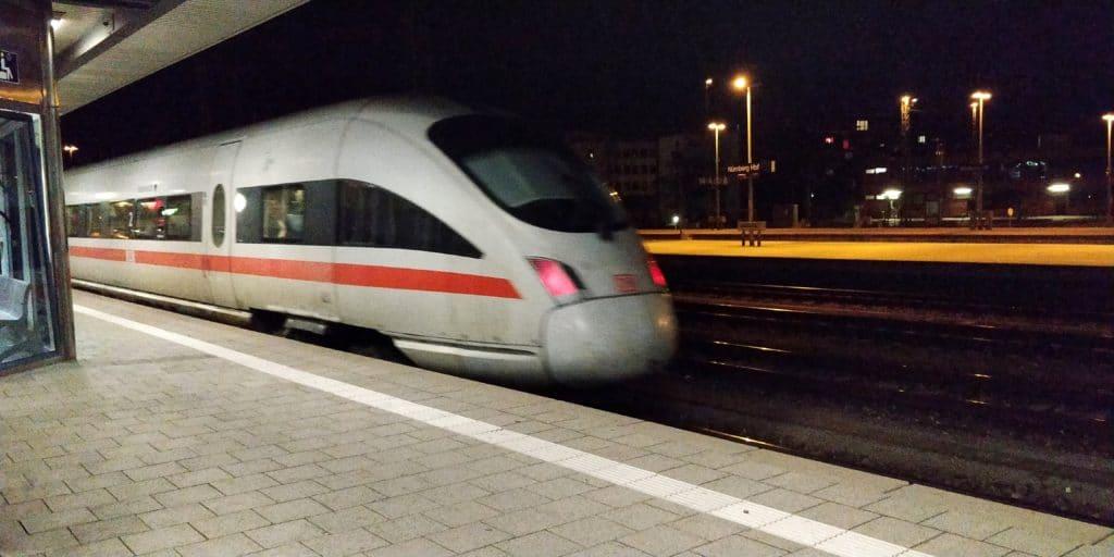 ICE 3 Nach München