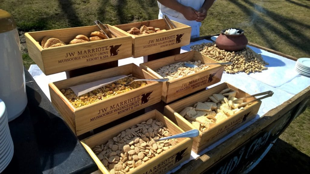 JW Marriott Mussoorie Walnut Grove Aktivitäten 2