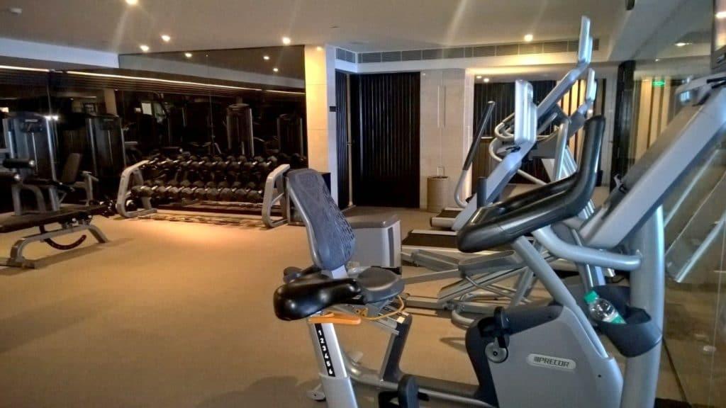JW Marriott Mussoorie Walnut Grove Fitness