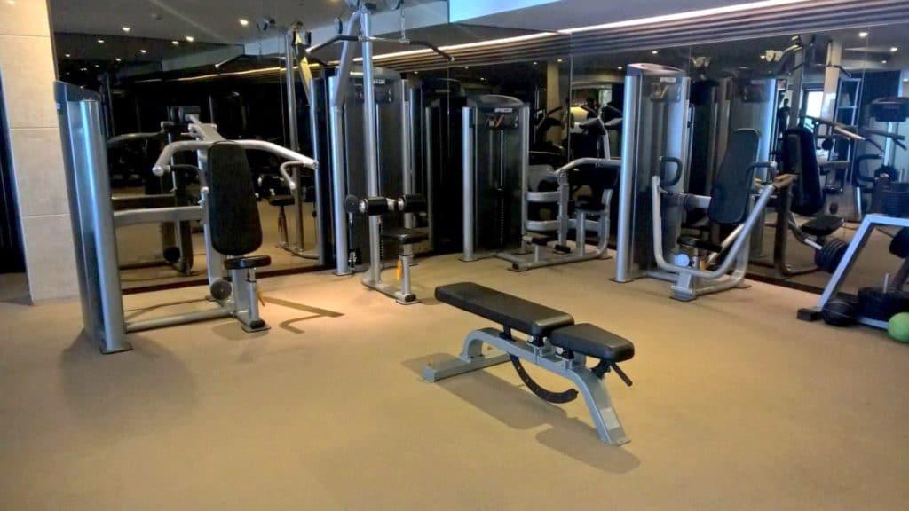 JW Marriott Mussoorie Walnut Grove Fitness 2