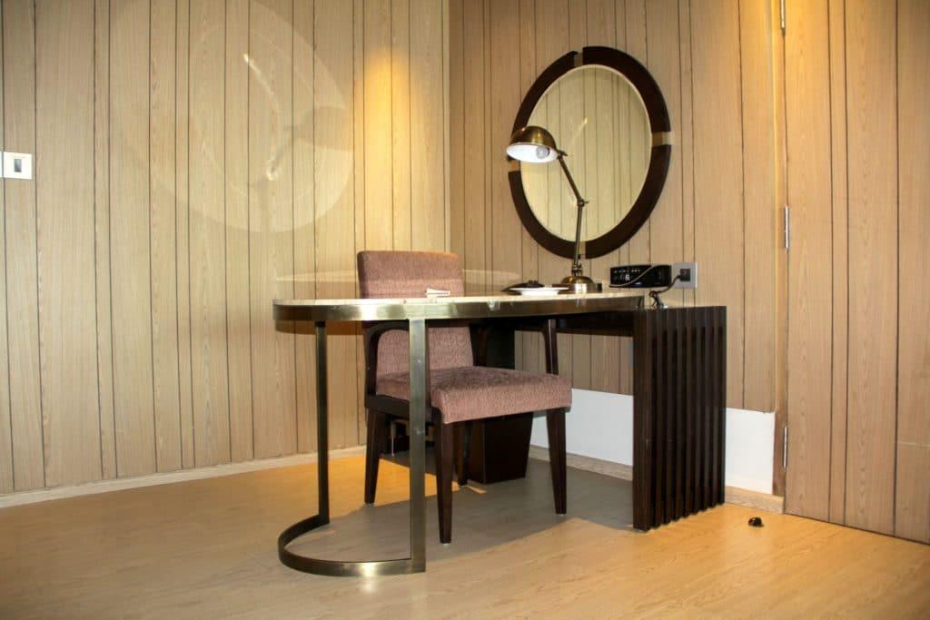 JW Marriott Mussoorie Walnut Grove Tisch