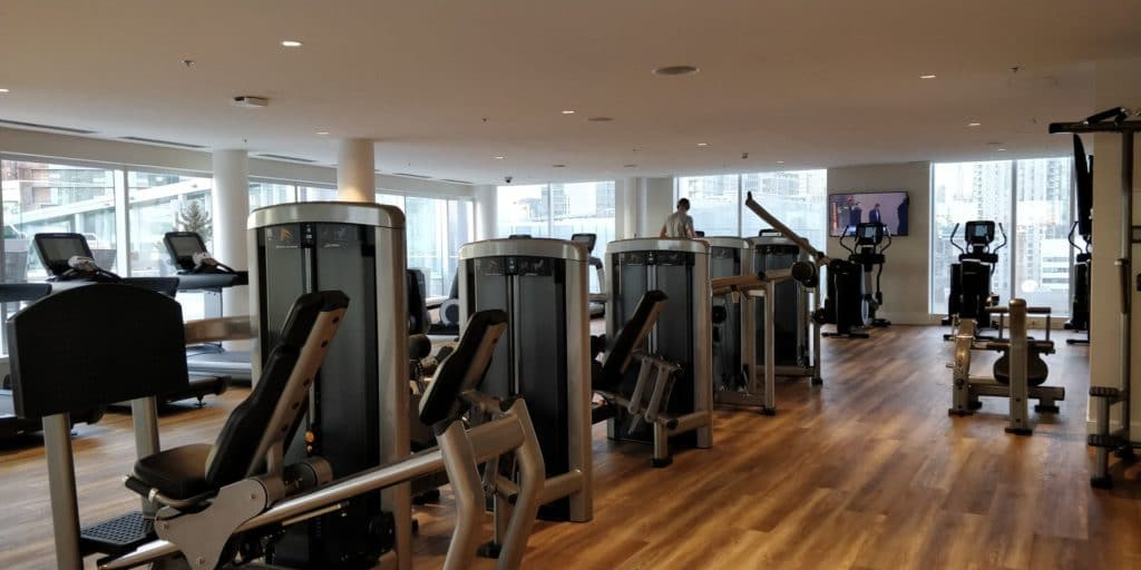JW Marriott Parq Vancouver Fitness Wellness 3