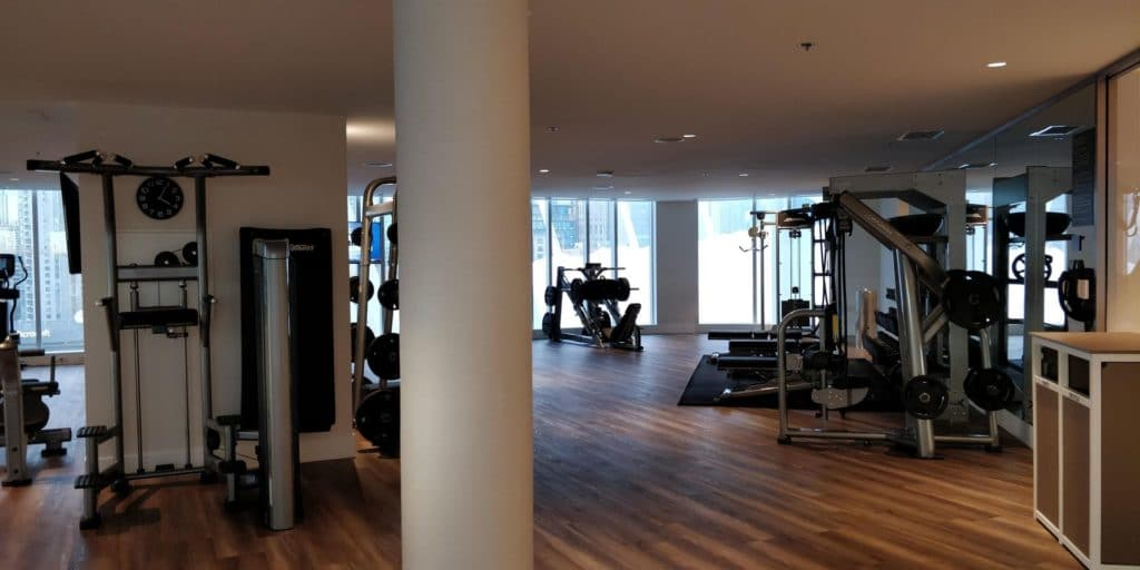 JW Marriott Parq Vancouver Fitness Wellness 4