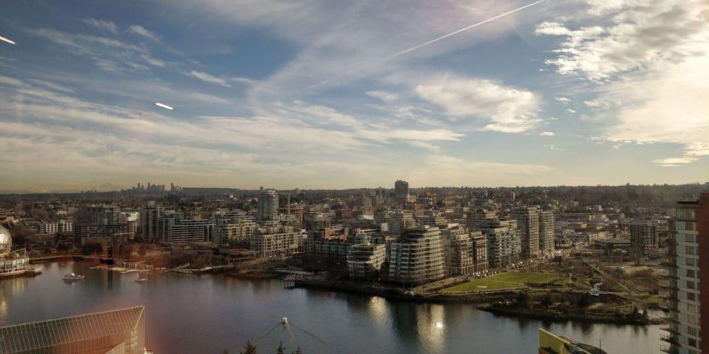 JW Marriott Parq Vancouver Zimmer 3