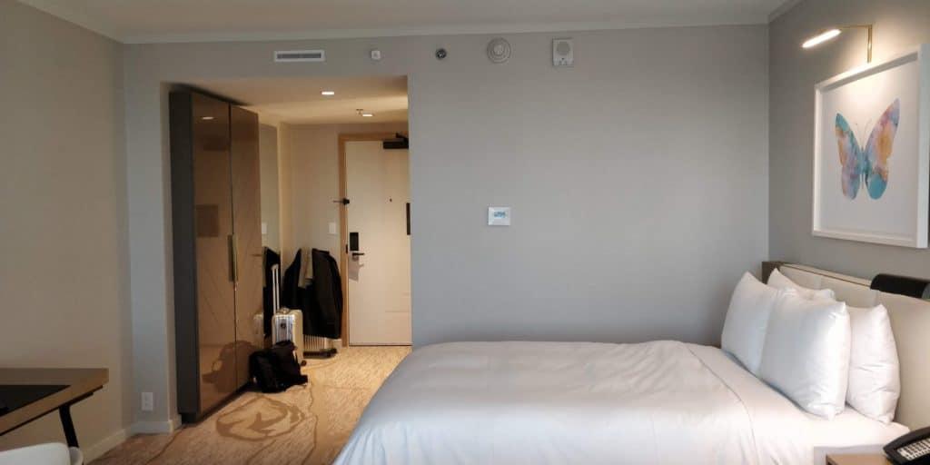 JW Marriott Parq Vancouver Zimmer 4