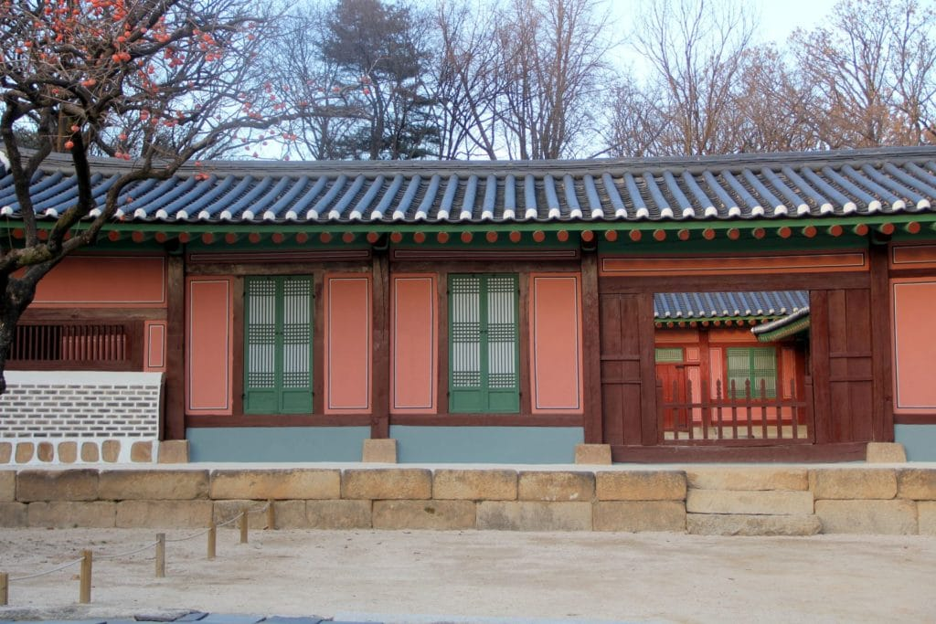 Jongmyo Shrine Seoul 2