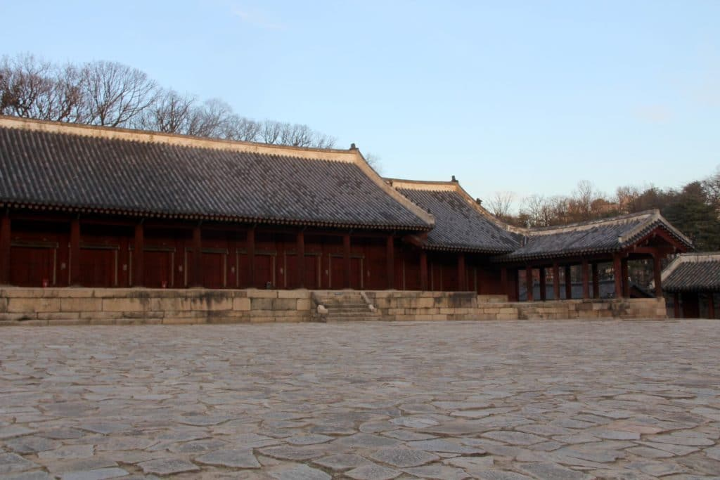 Jongmyo Shrine Seoul 5