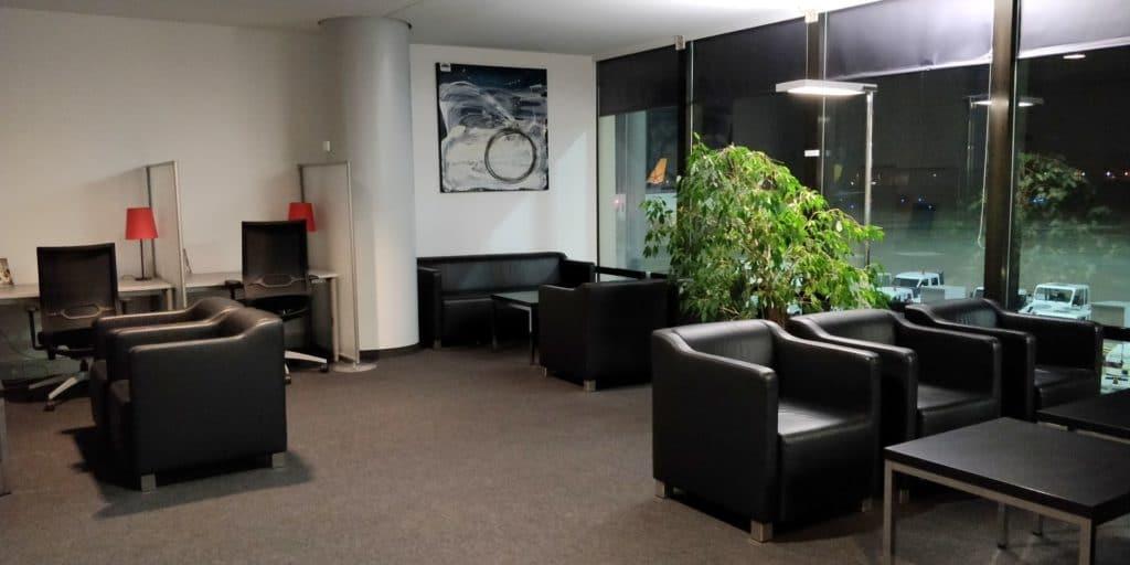 Karl Jatho Lounge Hannover