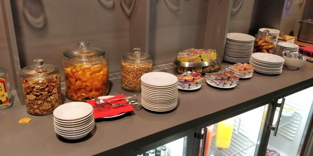 Karl Jatho Lounge Hannover Buffet 2